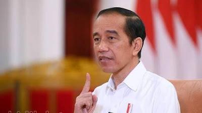 Bidik Update : Presiden Joko Widodo Ingatkan Bansos Jangan Beli Rokok