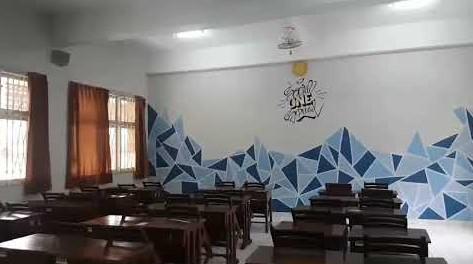 dekorasi ruang kelas smp terbaru