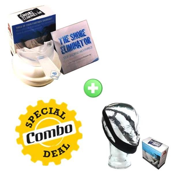 Snore Eliminator™ Combo Set I (Standard) - Sleepzone