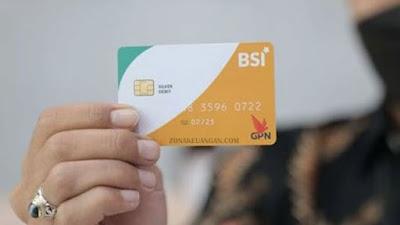 Kartu Debit BSI Easy Wadiah