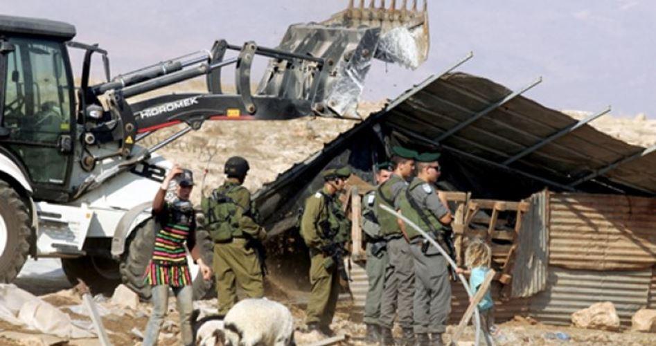 Buldozer Israel Gusur Rumah Warga Palestina Di Kota Silwan Al-Quds