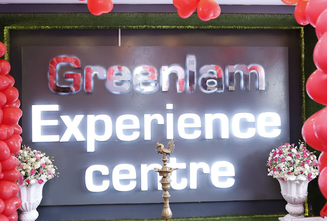 Greenlam Industries Ltd. launches their first Experience Centre in Hyderabad