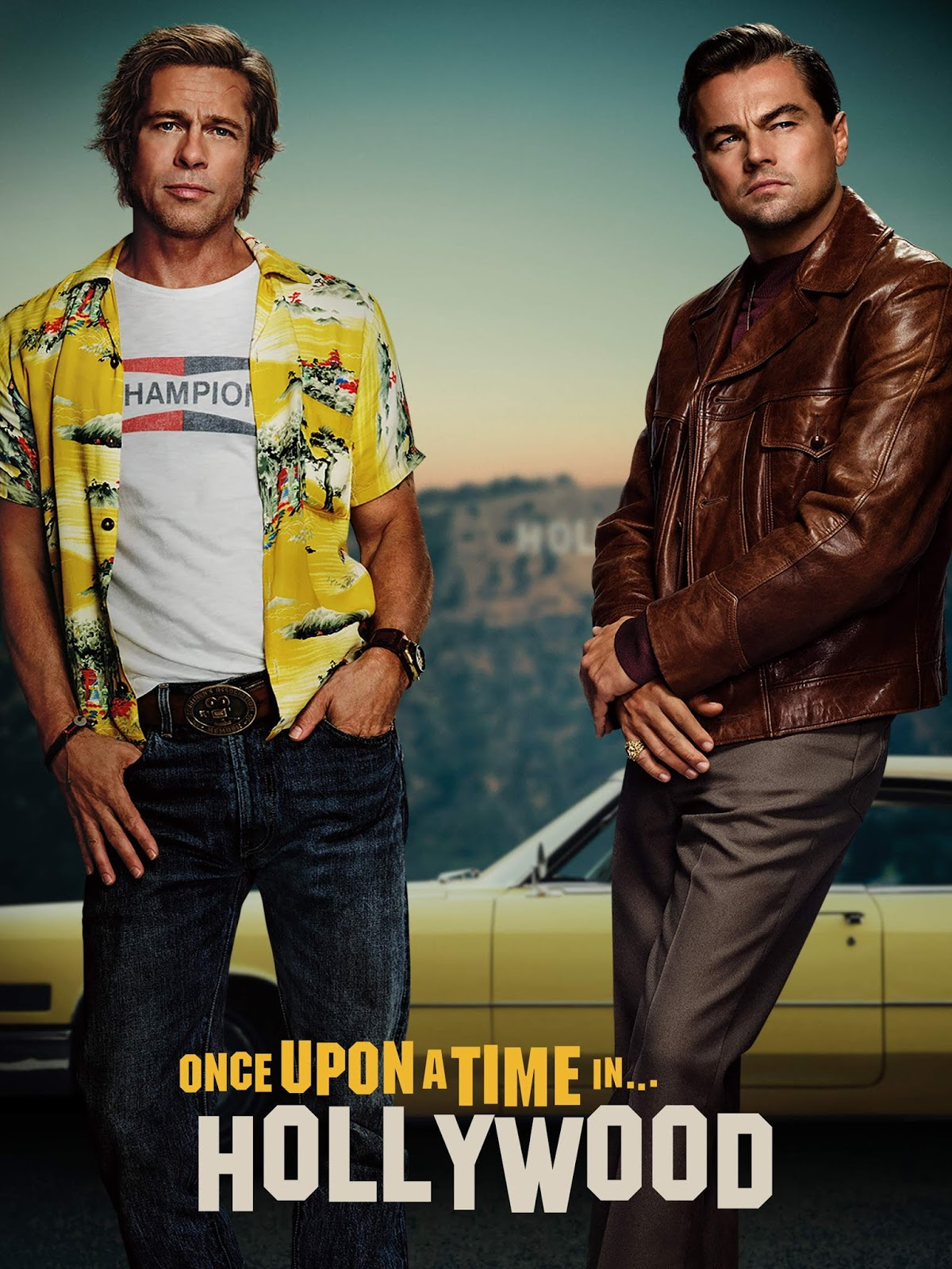 Chuyện Ngày Xưa Ở Hollywood - Once Upon A Time In Hollywood