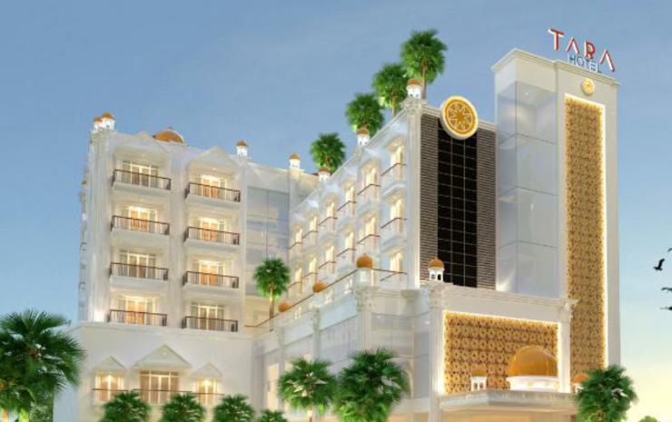 TARA Hotel yang murah dan mewah di kota Yogyakarta, Jawa tengah Indonesia