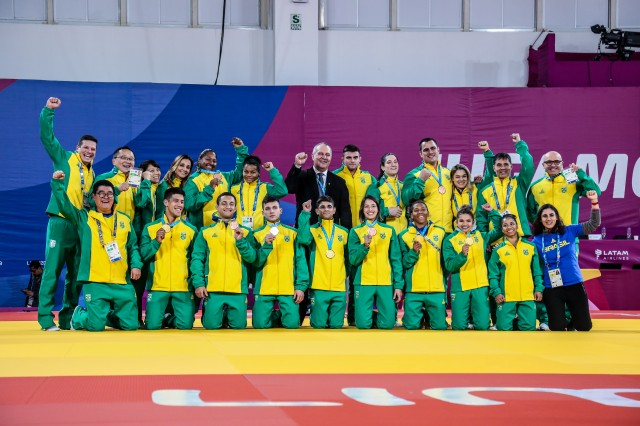 JUDÔ BRASILEIRO | PAN-AMERICANO DE LIMA 2019
