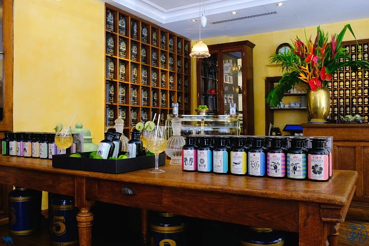 Le Chameau Bleu - Blog Voyage et Gastronomie -  Colelction de Thés Glacés French Summer Tea