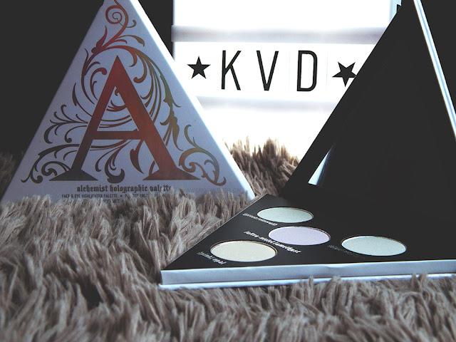 Kat Von D Alchemist Palette Review