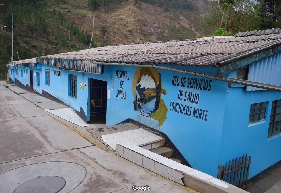 Hospital de Apoyo Sihuas