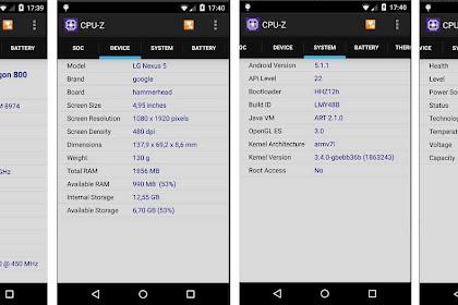 Cara Mengecek Spesifikasi HP dan Versi Android Nya