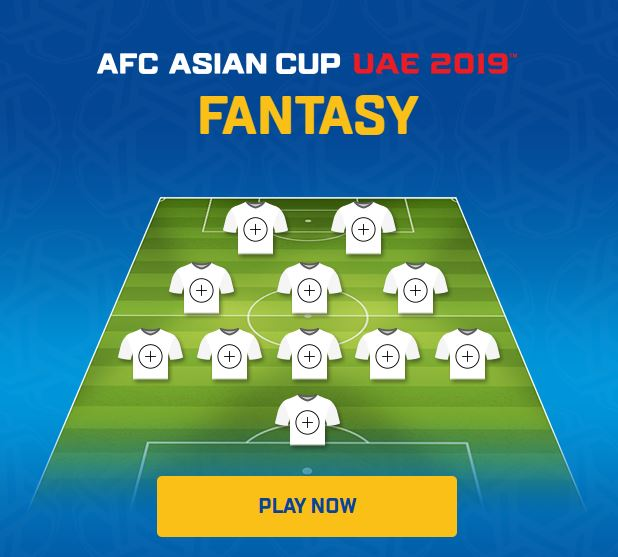 From the Tofu Bowl - Asian Cup Fantasy League