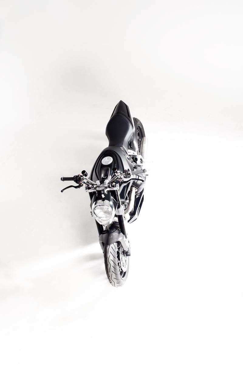 MPC Officine Rossopuro Scighera Moto Guzzi