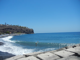 Playa Santiago, julio de 2017
