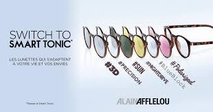 Depuis quelques semaines, Afflelou révolutionne avec ses lunettes 6 en 1