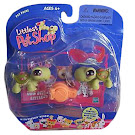 Littlest Pet Shop Pet Pairs Turtle (#7) Pet