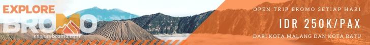 open trip wisata gunung bromo