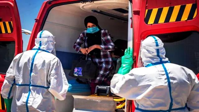 """وزارة الصحة: تسجيل 8995 إصابات و32 وفيات جديدة بـ""""كورونا"""" خلال 24 ساعة"""