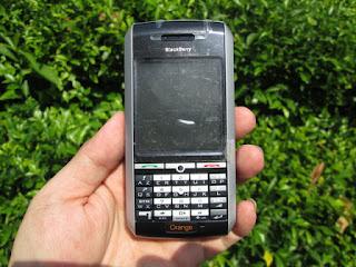 Hape Jadul Blackberry 7130 Langka Kolektor Item