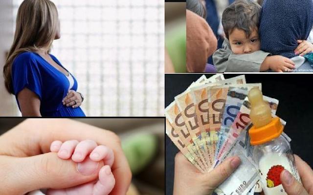 ألمانيا 2018..أطلب تعويضاتك عللى اطفالك، كنت ألمانيا أجنبيا أو لاجئا، عاملا أو عاطلا
