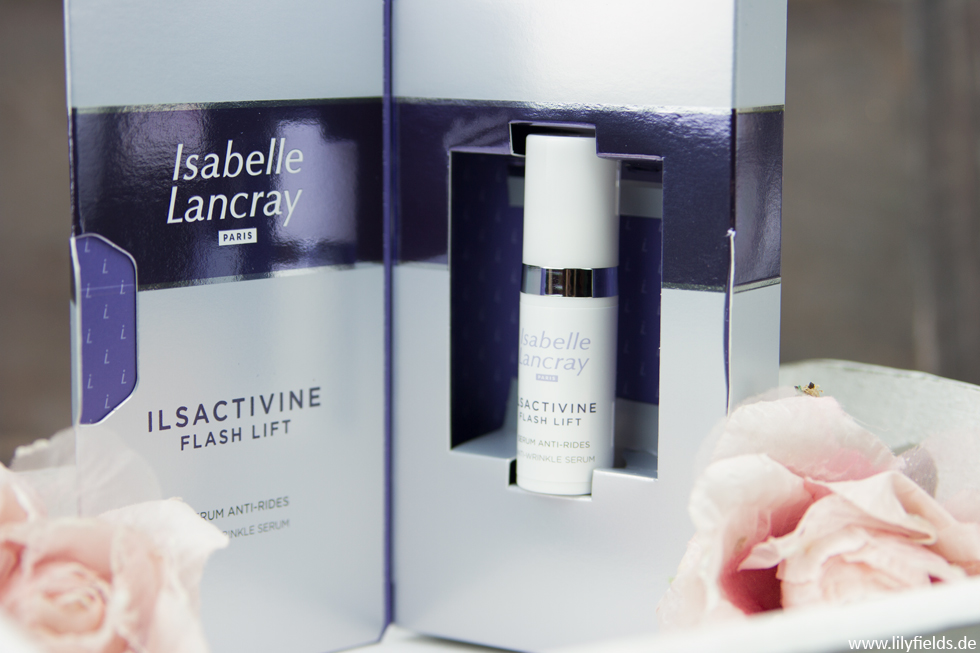 Isabelle Lancray - Ilsactivine Flash Lift