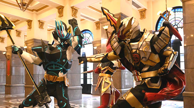 Kamen Rider Saber Episode 39 Subtitle Indonesia
