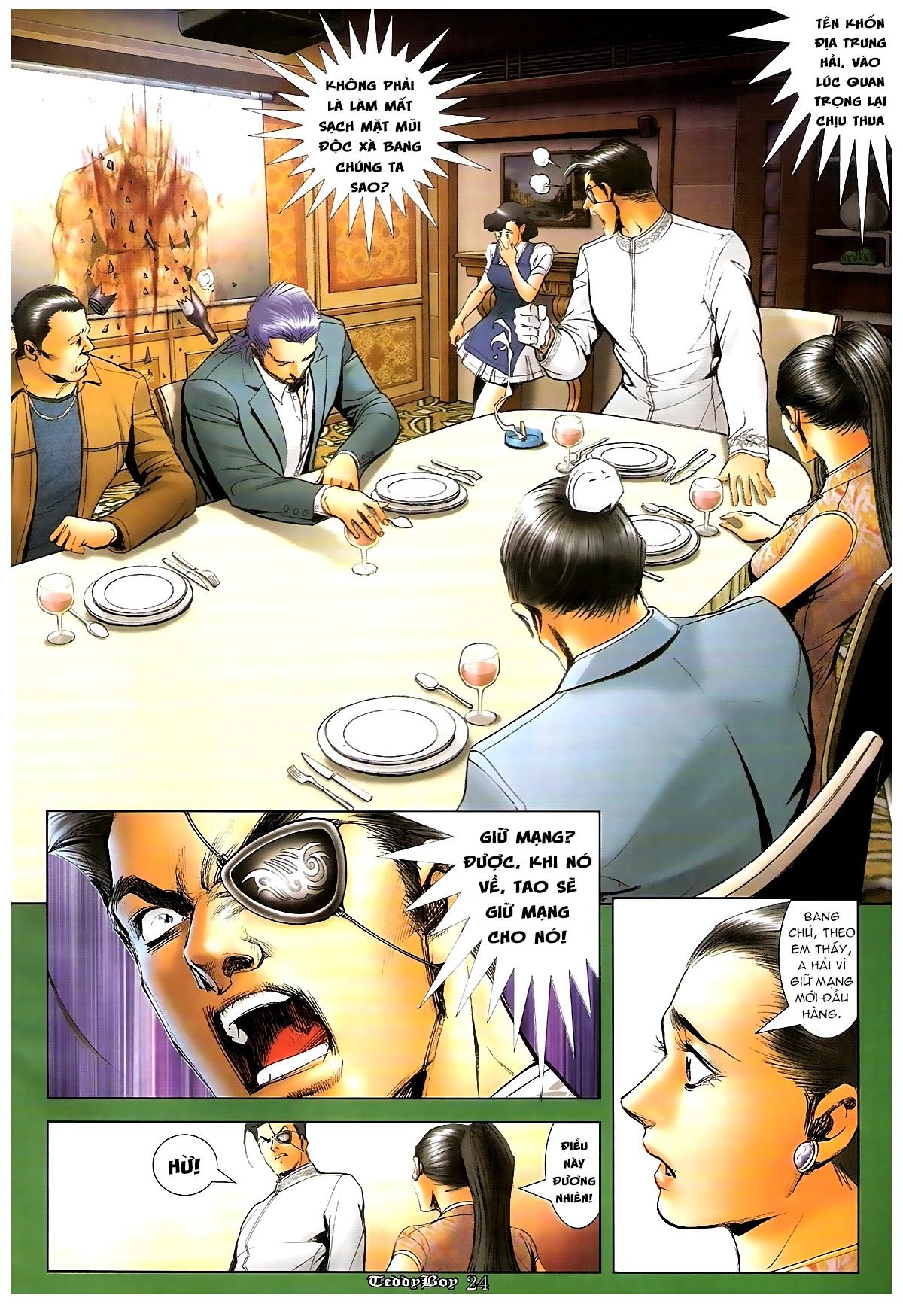 Người Trong Giang Hồ - Chapter 1256: Không phải chuyện một người - Pic 21