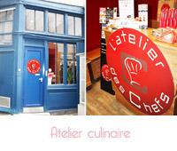 atelier culinaire atelier des chefs