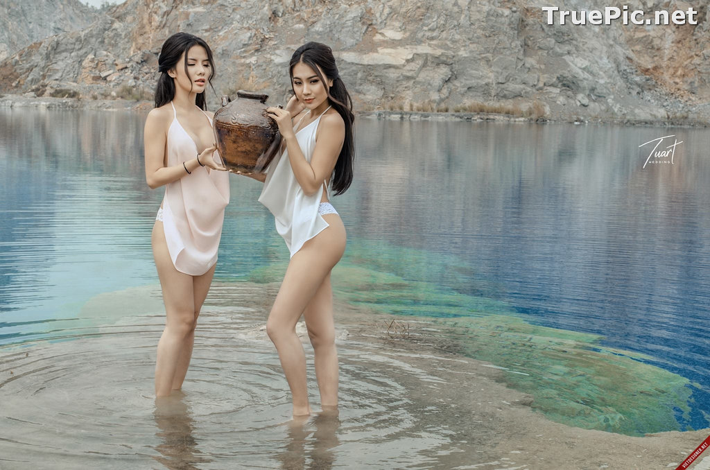 Image Vietnamese Hot Model - Two Sexy Girl In The Valley - TruePic.net - Picture-10