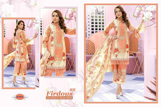 Shree fab Firdous Nx Pakistani suits