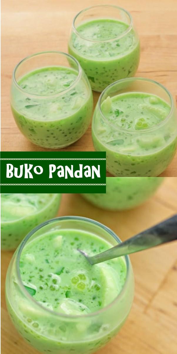 Buko Pandan #dessertrecipes