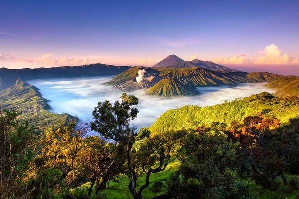 Obyek Wisata Gunung Bromo Jawa Timur Tempat Wisata Dan