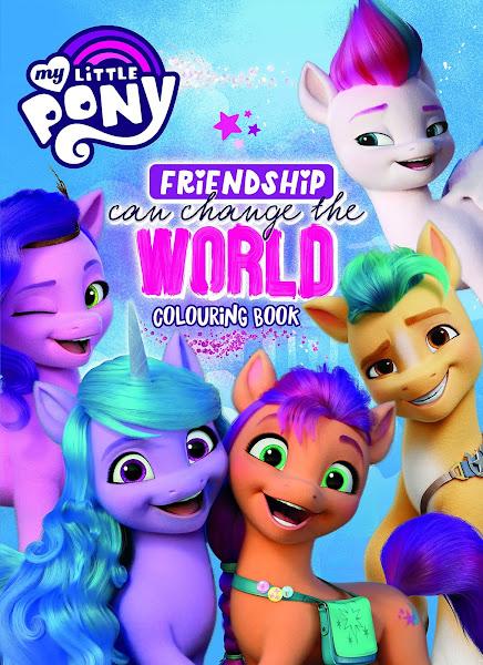 My Little Pony Movie - Puffy Sticker Book