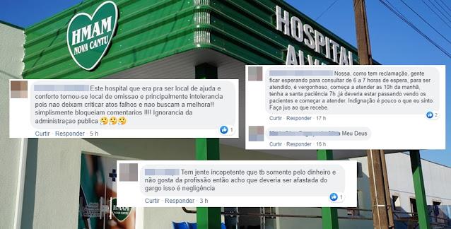Nova Cantu: Enquanto isso nas redes sociais, internautas reclamam!