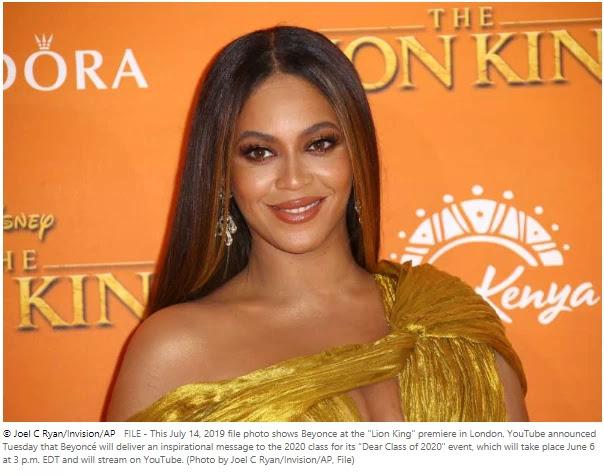 Beyoncé's visible album Black Is King has arrived Beyoncé has launched