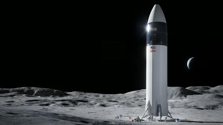 NASA и SpaseX
