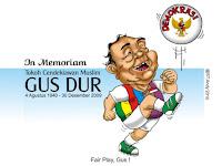 Strategi Sepakbola dan Politik Gus Dur, Apa Hubungannya?