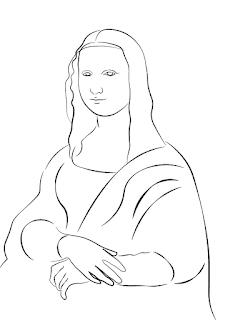 Step 9 - Mona lisa