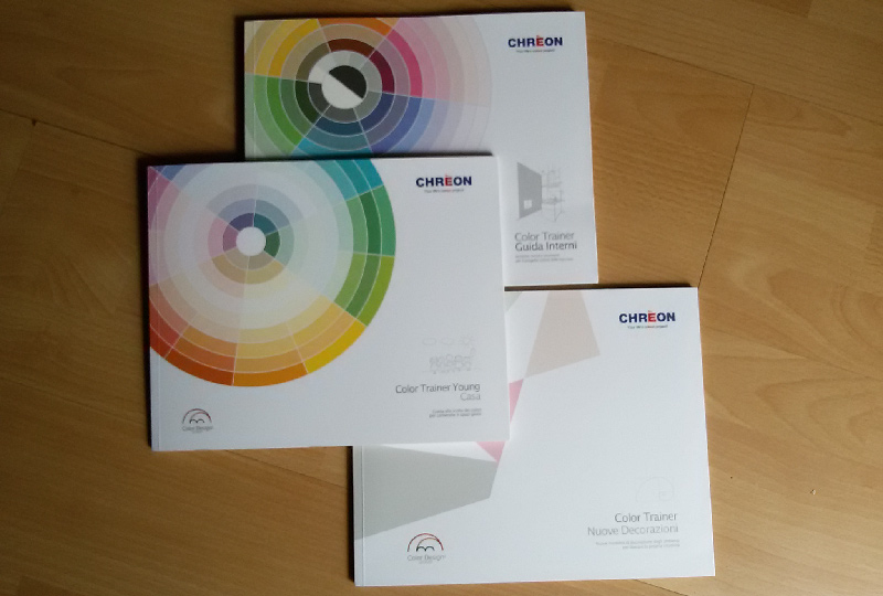 Color Trainer di Chreon Lechler