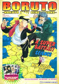 Update! Read Boruto Manga Chapter 22 Full English