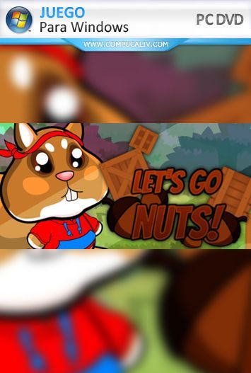 Let's Go Nuts! PC Full