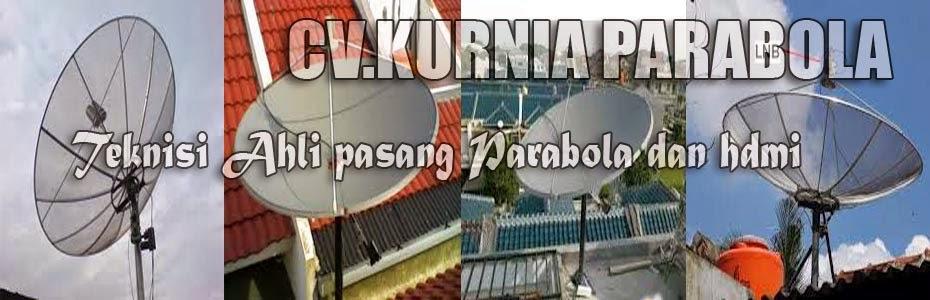 Jasa setting parabola venus & antena tv lokal murah