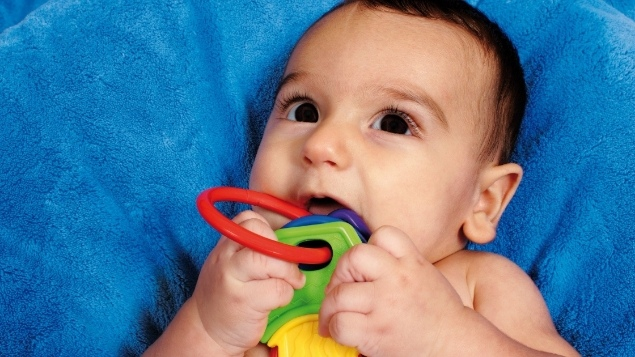 Penyebab gumoh pada bayi