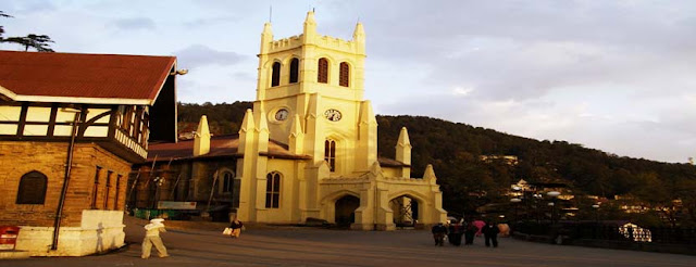 Christ Church Mussoorie