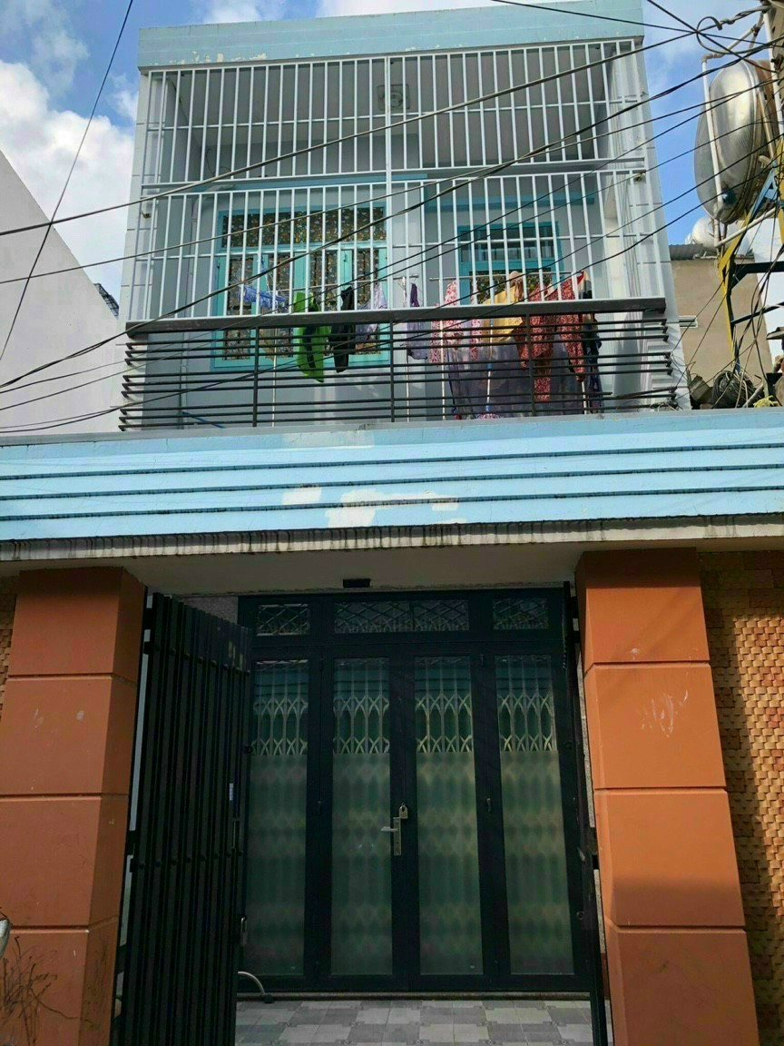 Bán nhà quận Bình Tân mới nhất, đường Liên khu 8-9 phường Bình Hưng Hòa A