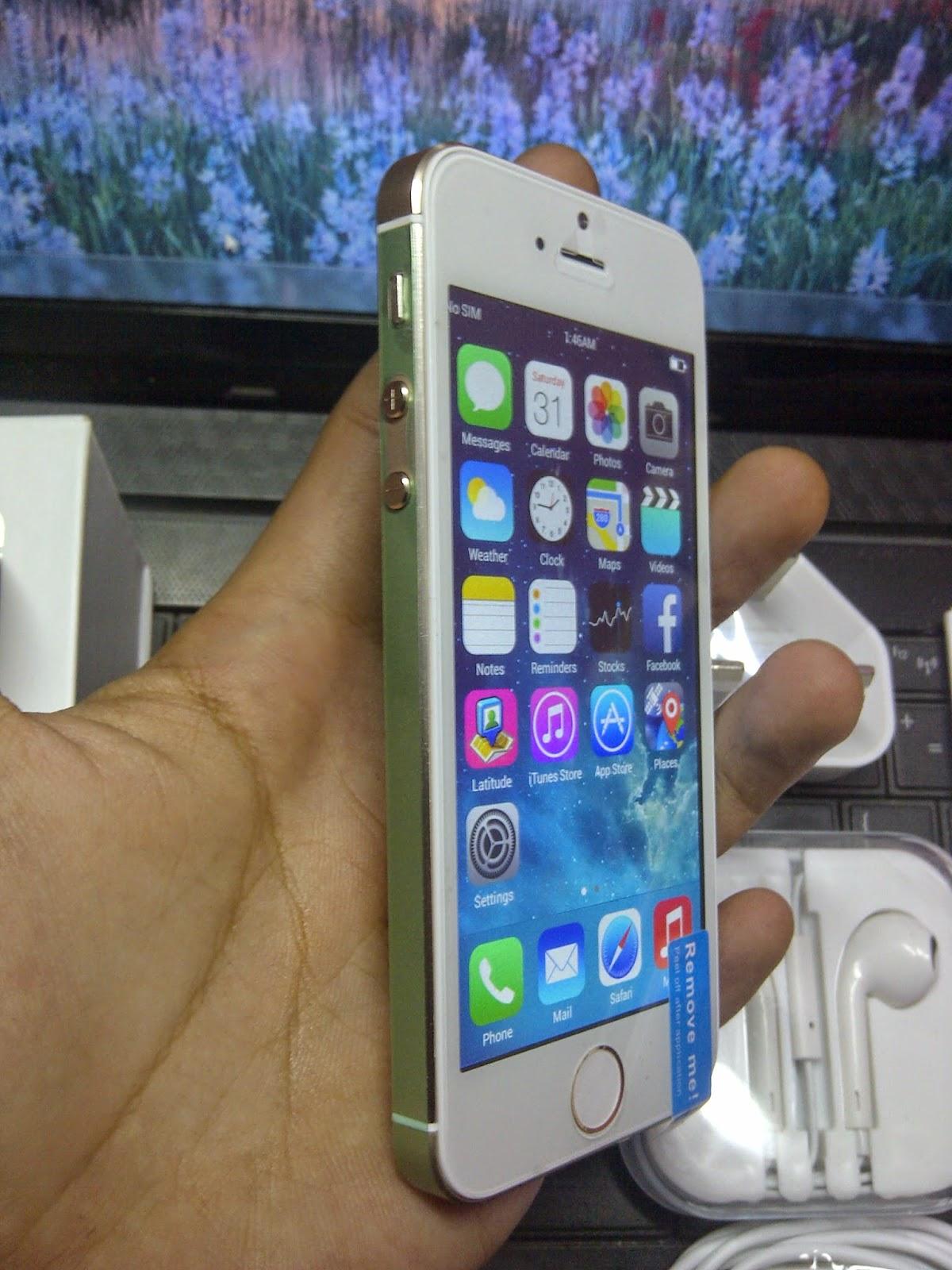 Iphone 5s Supercopy