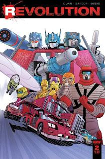 Transformers: Revolution #2