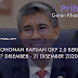 Permohonon Rayuan GKP 2.0 Bermula 7 Disember - 21 Disember 2020