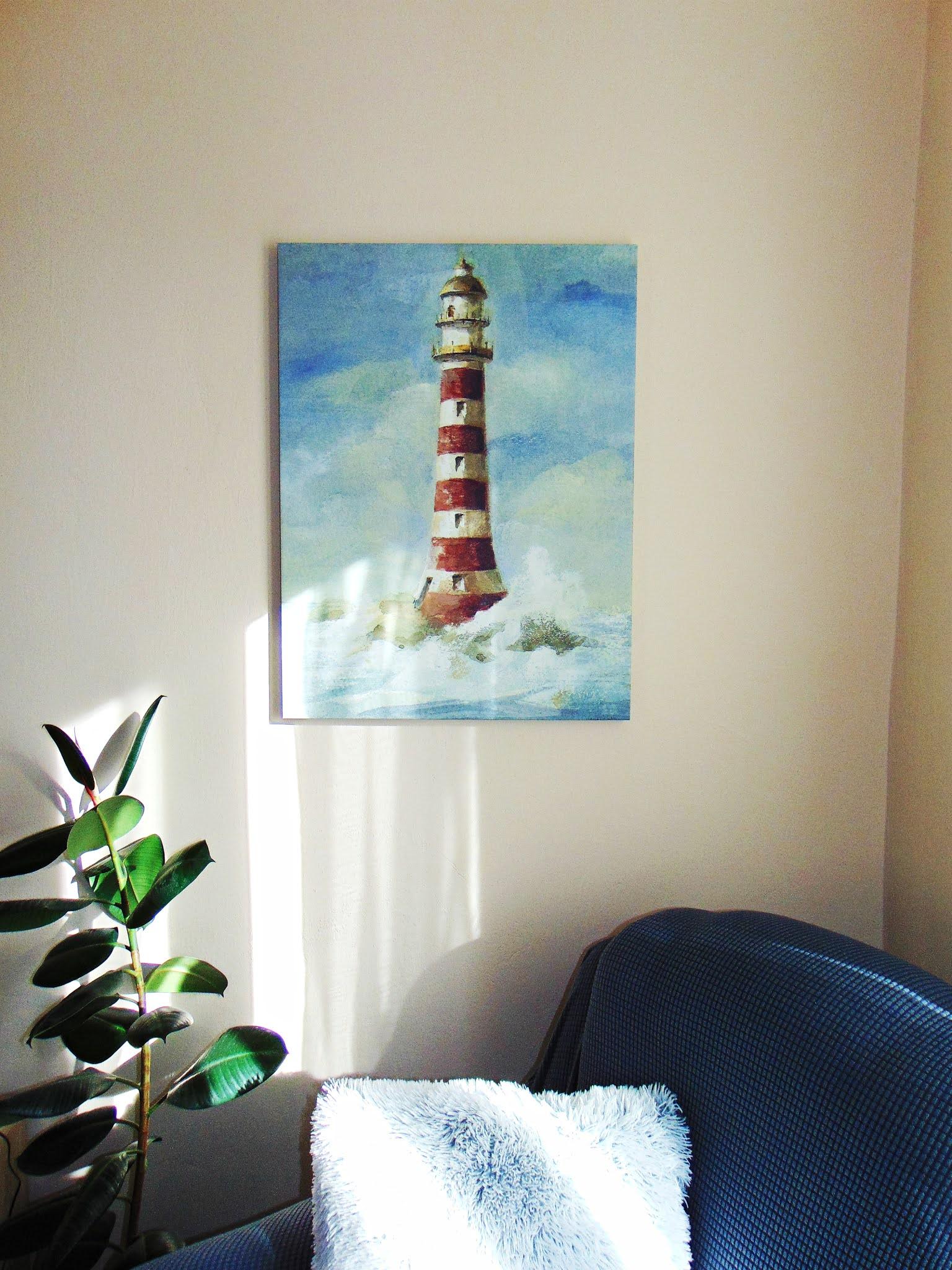 Photowall canvas print
