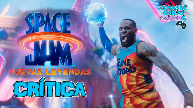 space jam nuevas leyendas crítica
