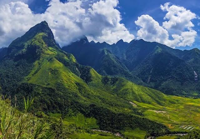 gunung fansipan