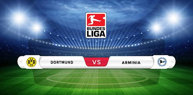 Borussia Dortmund vs Arminia Bielefeld Prediction & Match Preview
